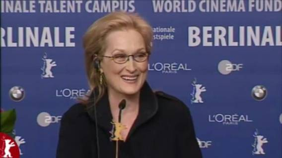 Meryl Streep is one of the leading actors of Hollywood and is well respected for her support to different charities and causes.