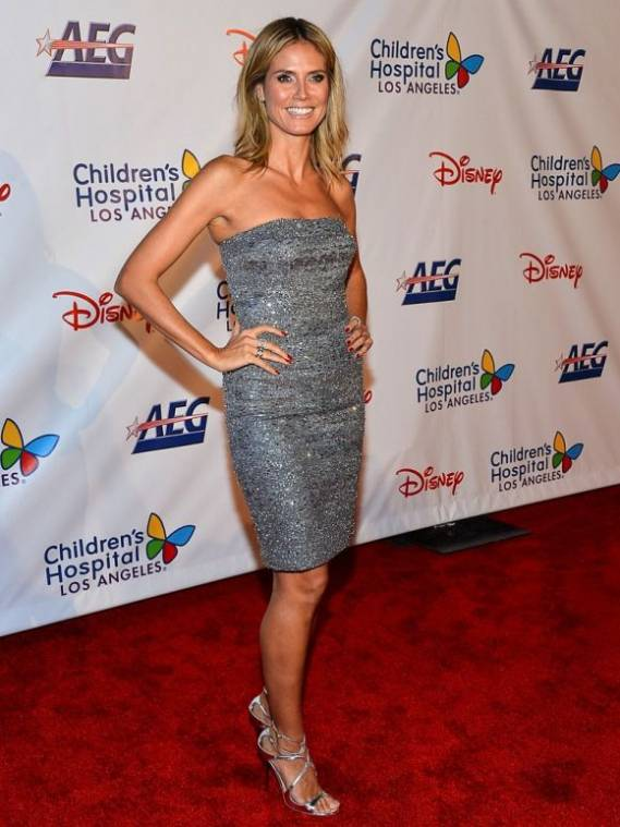 Heidi Klum attends Children's Hospital Los Angeles event