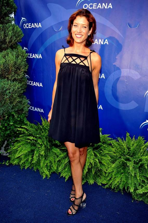 Kate Walsh supports the Oceana