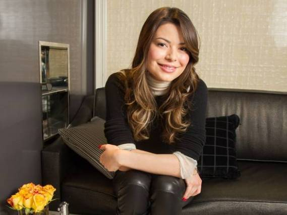 Miranda Cosgrove supports Kids Wish Network