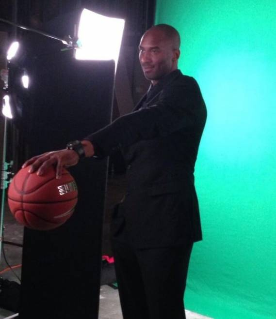 Kobe Bryant is the new brand ambassador of Hublot watches