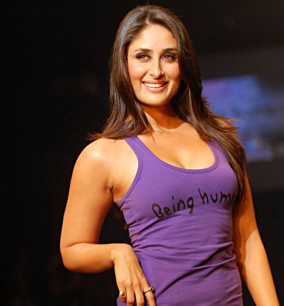 Kareena auctioned off her saree for charity