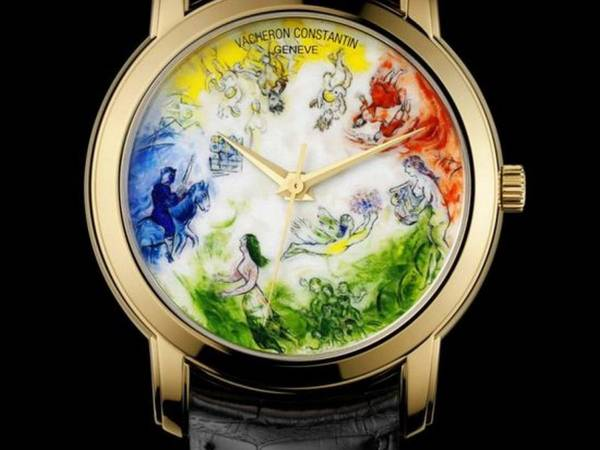 Vacheron Consantin Chagall watch
