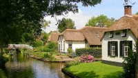 The Beautiful Venice of Holland: Giethoorn Netherlands