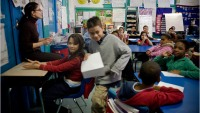 New York schools spend most per pupil
