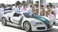 Count of luxury cars fleet of Dubai Police on the rise!