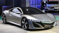 Acura Unleashes The Latest Version of the NSX Supercar