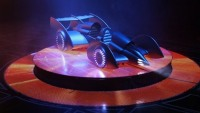 Batman Live show event showcases futuristic Batmobile