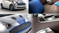 Aston Martin & Colette introduce bespoke Cygnet City Car