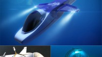 Luxury submarines on charter for touring & travel below the seas