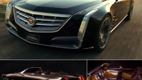 Cadillac Ciel convertible concept for the luxurious open air ride