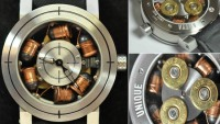Swiss watchmaker Yvan Arpa unveils the 'Son of a Gun' watch for the fearless