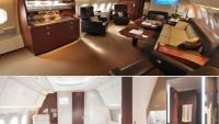 Airbus unveils world's largest corporate jet cabin