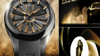 Perrelet Turbine 007 limited edition watch gives you license to play