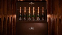 Moet et Chandon 100 year old bottles of champagne up for auction