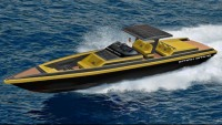 The world's first zero carbon superyacht tender by Sauter Carbon Offset Design