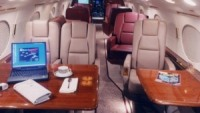 Long-range executive jet