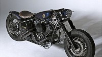 Destino Samurai bike combines vintage styling with Japanese artistry