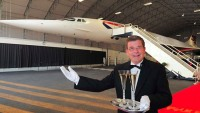 British Airways Valentines day idea is a dinner date on Concorde