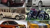 Rolls-Royce top 16 most expensive cars in the world