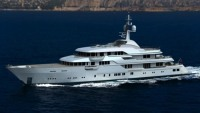 Feadship's new 257-foot Hampshire II motoryacht finally sees the light of day