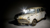 World's oldest Mini expected to fetch $24k even when unrestored