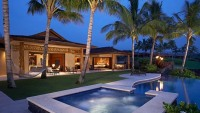 Luxury Hawaiian estate at Kuki'o Golf and Beach Club for sale