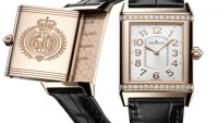 Jaeger-LeCoultre limited edition Diamond Jubilee Reverso watch