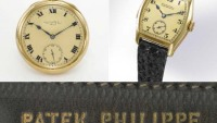 Sotheby's to offer vintage watches from private collections of Henry Graves