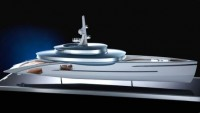 Feadship unveils its Futuristic superyacht inspired by Albert Einstein's Theory of Relativity