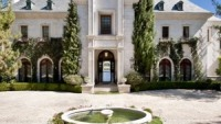 French Chateau home