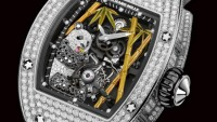 Richard Mille Tourbillons for Baselworld 2013 – Panda & Skull Watches
