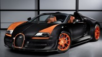 Bugatti to produce eight Veyron World Record Car special editions