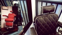 Bentley and Pankhurst London team up to create bespoke barber chairs for grooming in style