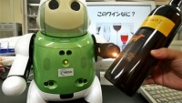New Japanese Robot That Can Identify Wines, Cheeses