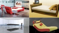 Top 10 high-tech luxury beds