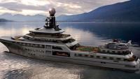 Palmer Johnson's latest eco-friendly superyacht concept will seduce the super rich