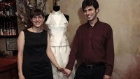 New York couple is world's first to wed in zero gravity