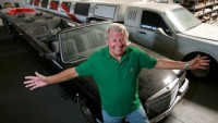Jay Ohrberg's new limousine to outclass his own 100-foot creation