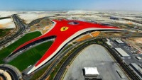 Ferrari World Abu Dhabi opens its doors to the international press