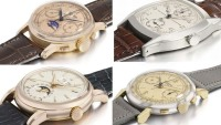 Rare Patek Philippe watches to lure collectors at Christie's