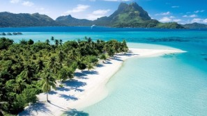 The five Most Luxurious Beaches in the World