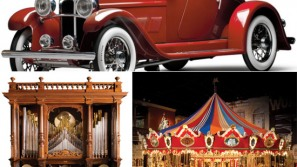 Mini cars to $1 million carousel, Milhous Collection offers most expensive gift ideas for rich kids