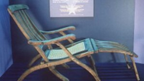 Titanic's Deckchair to sell at a whopping $100,000