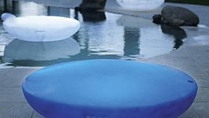 Luxurious Pool Floats-Cum-Lamps