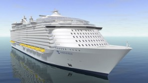 World's largest and most expensive cruise ship is waiting to hit the seas