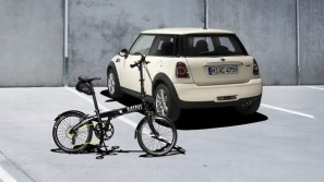 MINI goes for two wheels, packs in the folding mechanism