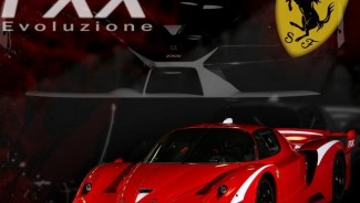 Extremely Rare Ferrari FXX Evoluzione Coming up for Auction