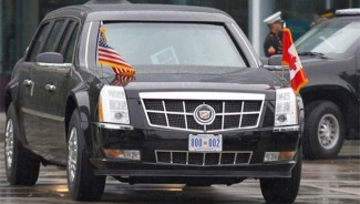 The $1.5 Million Presidential Limousine