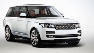 Range Rover Reveals Its Most Expensive and Luxurious Model Ever